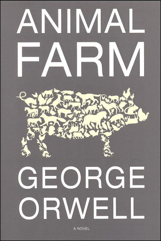 animal farm, Animal Farm by Orwell, Orwell, book review